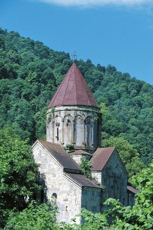 The Church of Haghartsin Monastery, 10th-14th Century, Near Dilijan, Armenia