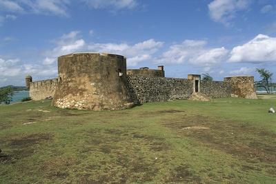 Fort St Philip, 16th Century, San Felipe De Puerto Plata, Dominican Republic