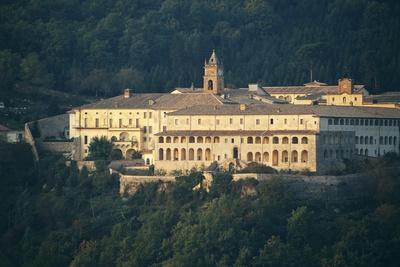 Carthusian Monastery of Trisulti, 13th Century, Collepardo, Lazio, Italy