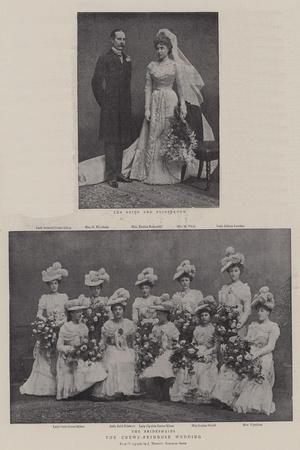 The Crewe-Primrose Wedding