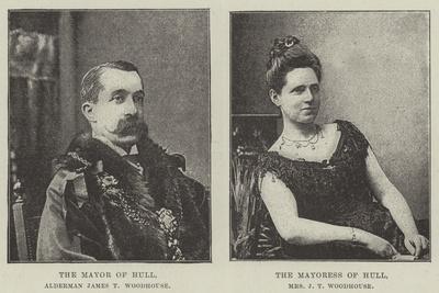 Mayor and Mayoress of Hull