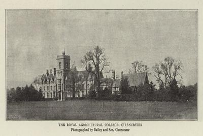 The Royal Agricultural College, Cirencester