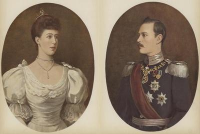 Hrh the Grand Duchess of Hesse, HRH the Grand Duke of Hesse