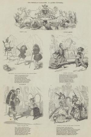 The Christmas Pantomimes, by Alfred Crowquill