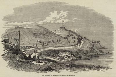 The Founding of a Harbour of Refuge at Alderney