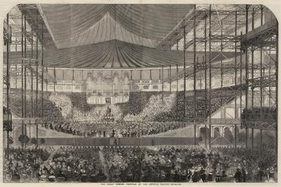 The Great Handel Festival at the Crystal Palace