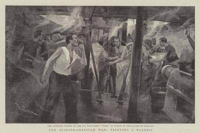 The Spanish-American War, Fighting a Warship