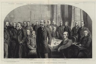The Committee of the Imperial Institute