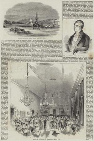 Meeting of the British Association at Cork