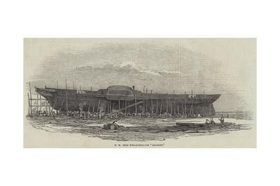 Her Majesty's Iron Steam-Frigate Trident