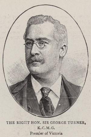The Right Honourable Sir George Turner
