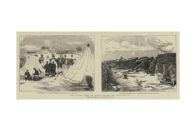 The Civil War in Spain, Siege of Cartagena