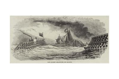 Captain Tayler's Breakwater, Off Brighton