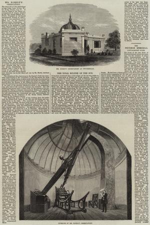 Mr Bishop's Observatory at Twickenham