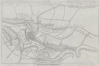 The Battle-Field of Fredericksburg