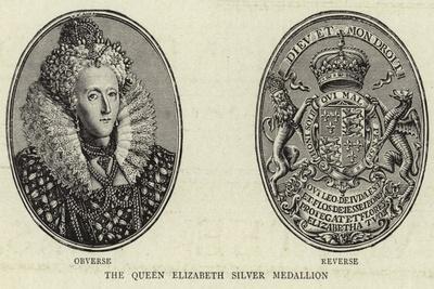 The Queen Elizabeth Silver Medallion