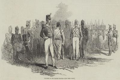 Uniform of the British Militia