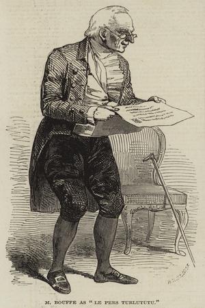 M Bouffe as Le Pere Turlututu