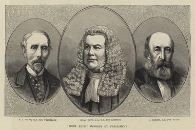 Home Rule Members of Parliament