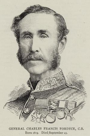 General Charles Francis Fordyce