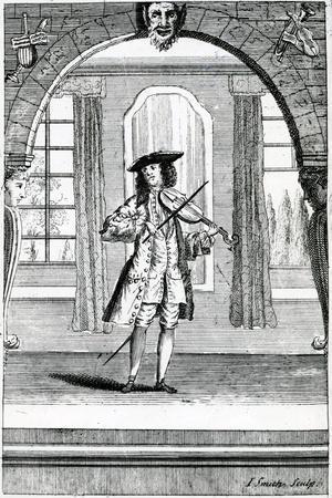 The Modern Music Master, 1730
