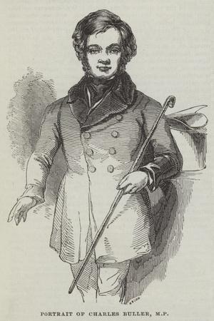 Portrait of Charles Buller