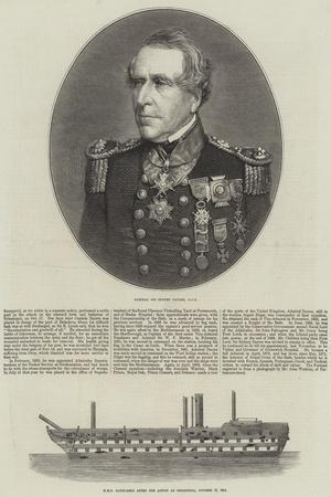 Admiral Sir Sydney Dacres