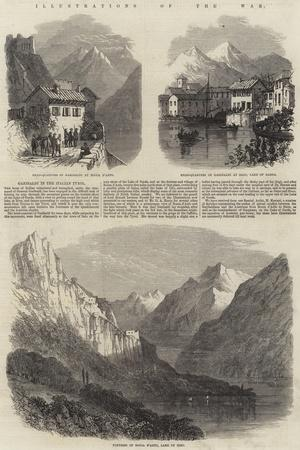 Illustrations of the War