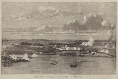 The Battle of Oltenitza