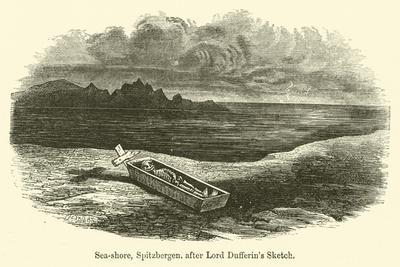 Sea-Shore, Spitzbergen
