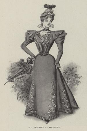A Cashmere Costume