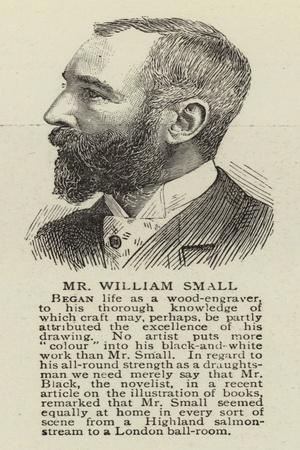 Mr William Small