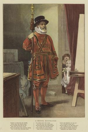 A Model Beefeater