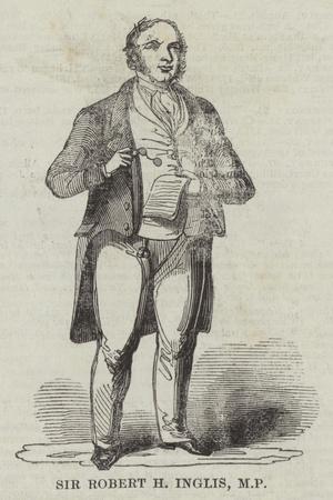 Sir Robert H Inglis