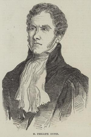 M Phillipe Dupin