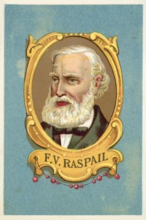 Francois-Vincent Raspail, French Physician