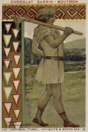 Aryan Farmer and Warrior