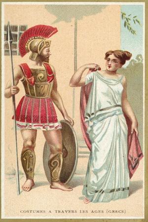 Ancient Greek Costumes