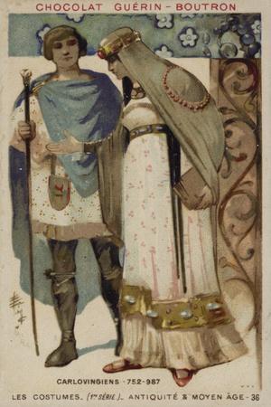 Carolingian Costumes