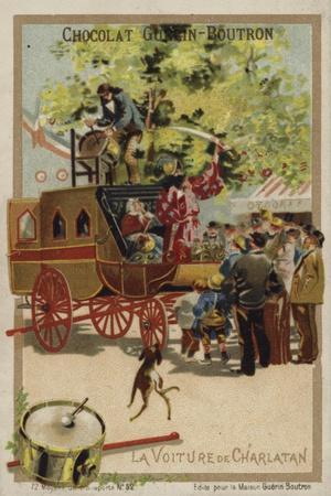 Charlatan's Wagon