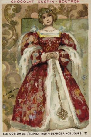 Royal Dress, 1530