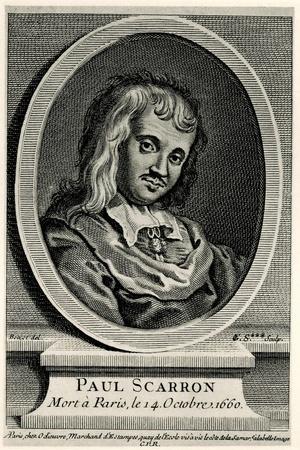 Paul Scarron, 1884-90