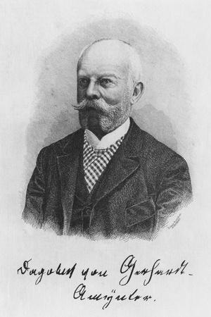 Dagobert Von Gerhardt