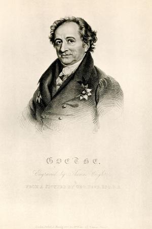 Johann Wolfgang Von Goethe, 1884-90