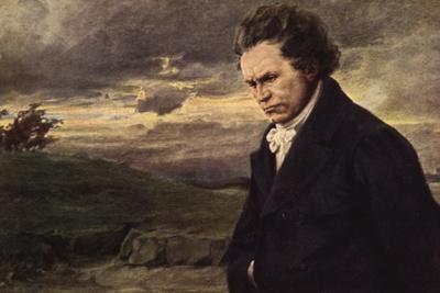 Beethoven, Walking