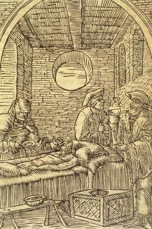 Administering Medicinal Herbs, 1534
