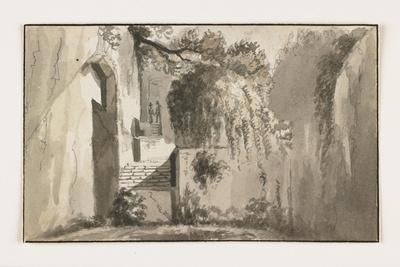 Landscape with Ruins, Early 19th Century