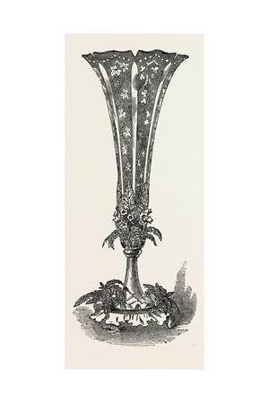 Ice Vase, 1851