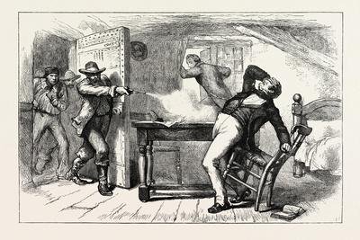 Murder of Joseph and Hyrum Smith, June 1844, USA, 1870s