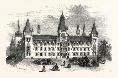 The Royal Victoria Patriotic Asylum, Wandsworth Common, London, UK